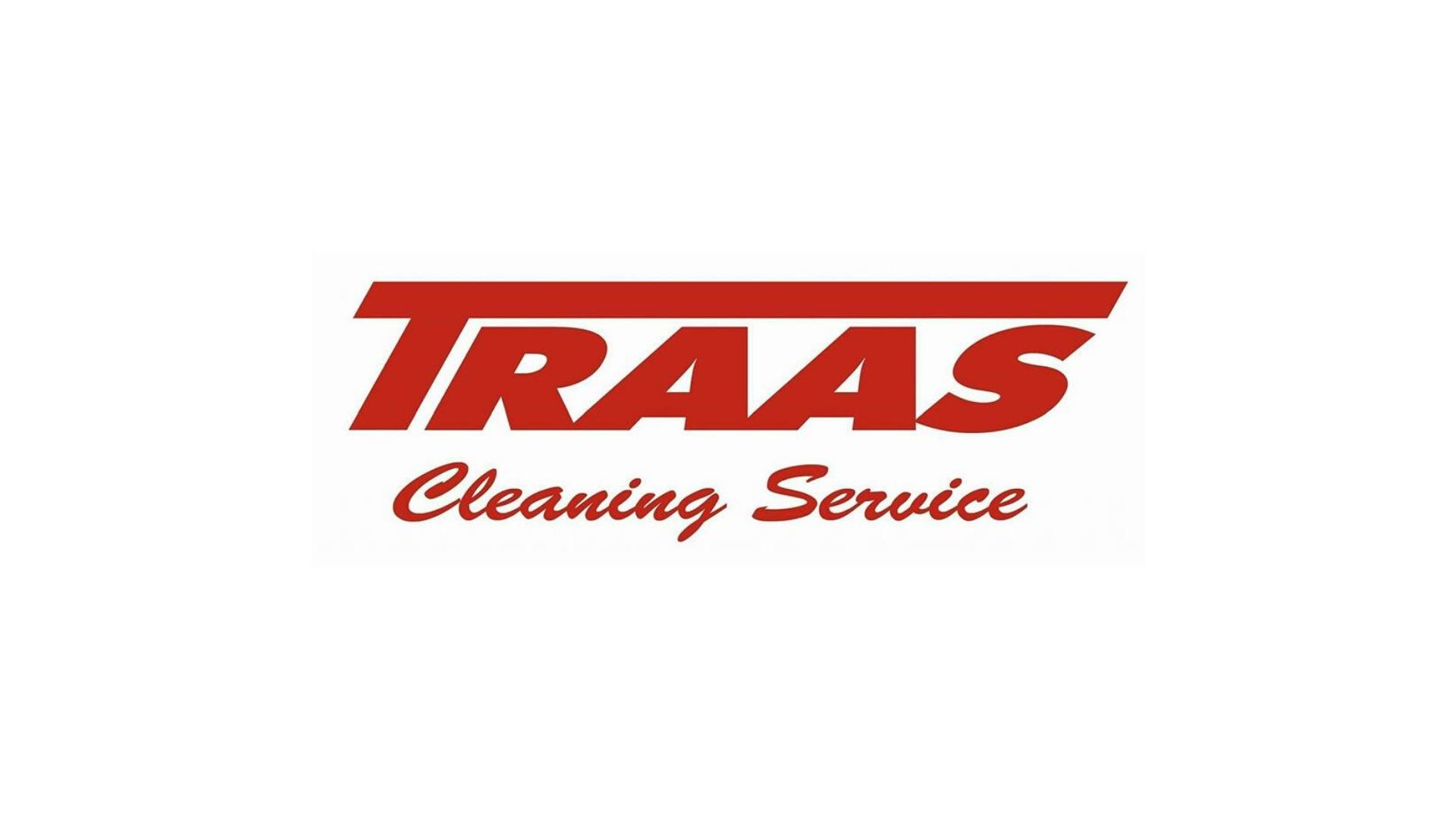 Een nieuwe website voor Traas Cleaning
