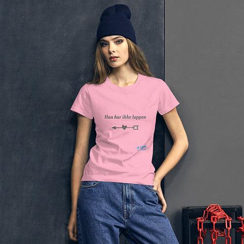 T-shirt - Han har ikke lappen