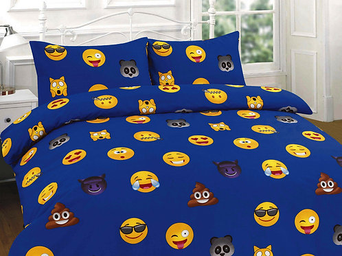 Imogi Duvet Covers - Opens on 3 sides. King Size