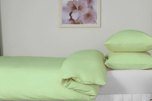 Plain Duvet Cover - King Size (Opens on 3 sides)