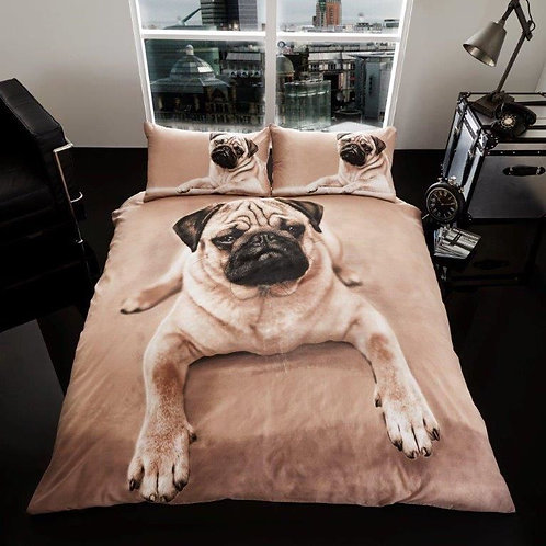 3D Duvet Covers that Open on 3 Sides. Single Size