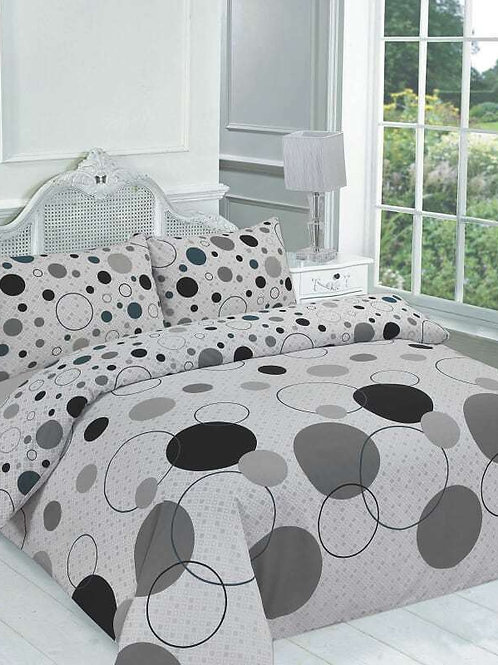 Noah Print Duvet Covers that open on 3 sides. Double Size