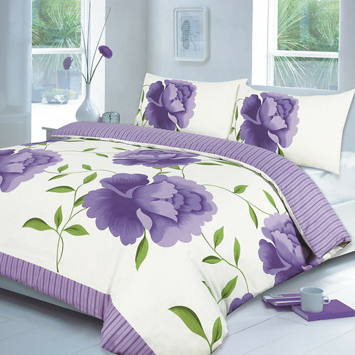 Various duvet covers that open on 3 sides. Double Size