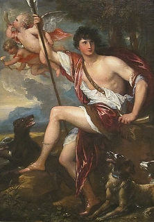 416px-'Adonis'_by_Benjamin_West,_Dayton_