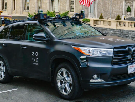 Amazon to pay more than $1 billion for self-driving startup Zoox