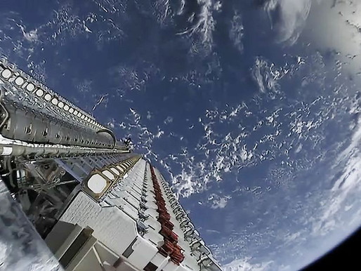 SpaceX can make access to internet-from-space public