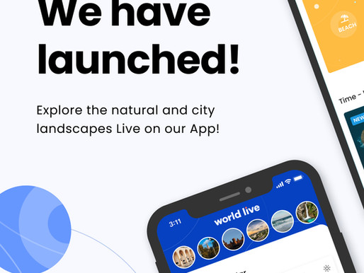 World Live App is released