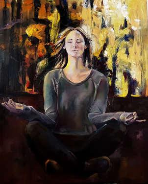 Meditation form 1