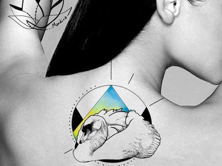 Tattoo Symbols / Swan