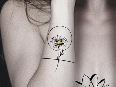 Σύμβολα τατουάζ / Μαργαρίτα