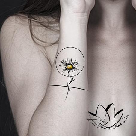 Tattoo Symbols / Daisy