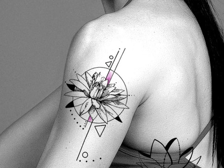 Tattoo symbols - Lotus