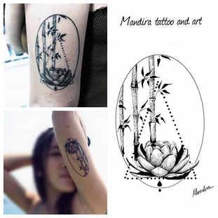 #familylovetattoo💕  design by #mandirat