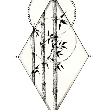 Tattoo symbols/Bamboo