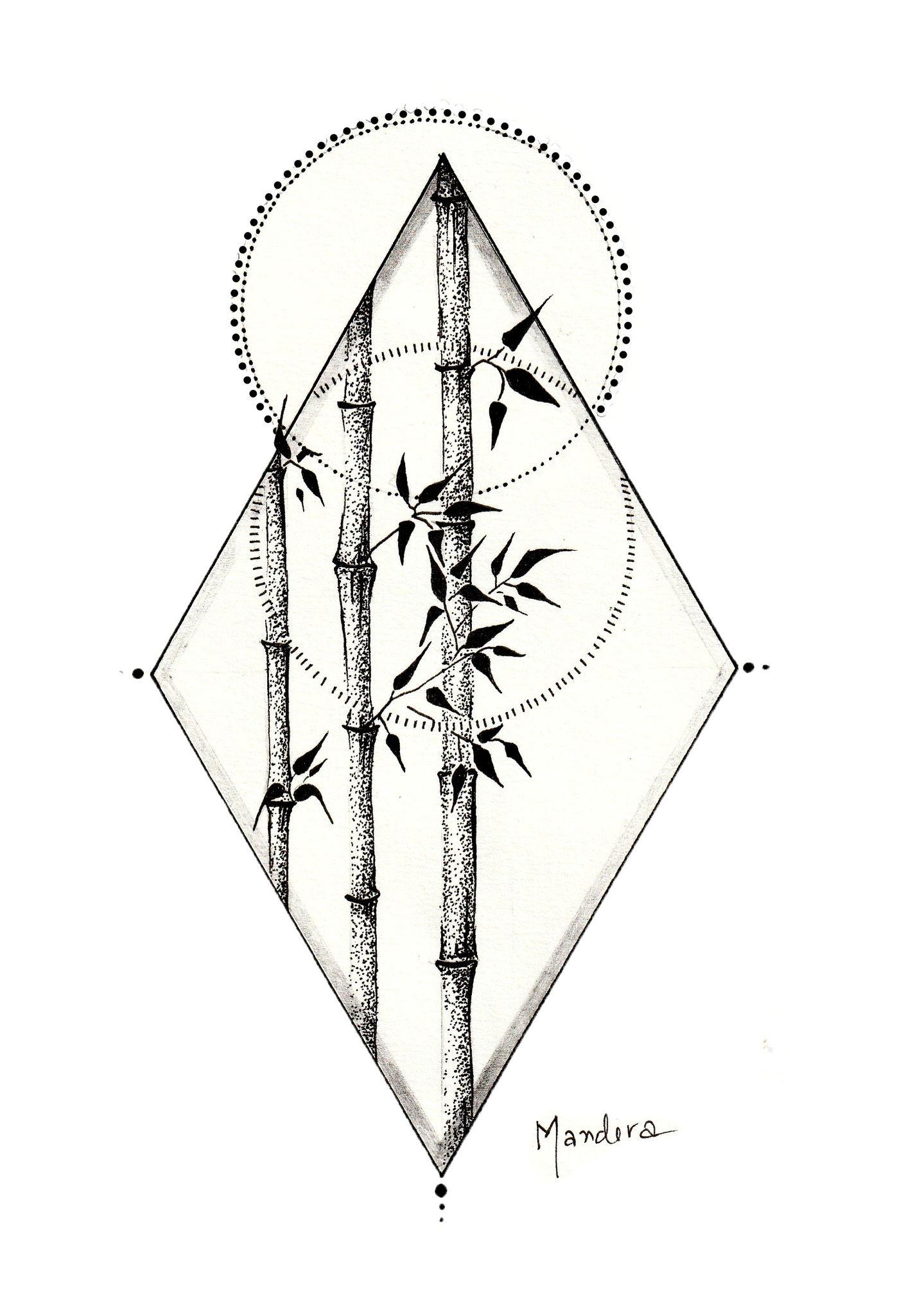 Tattoo Symbolsbamboo