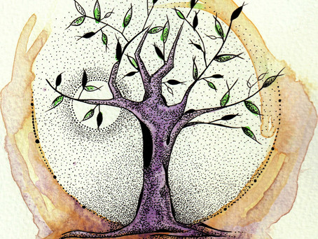 Tattoo symbols/The tree of life