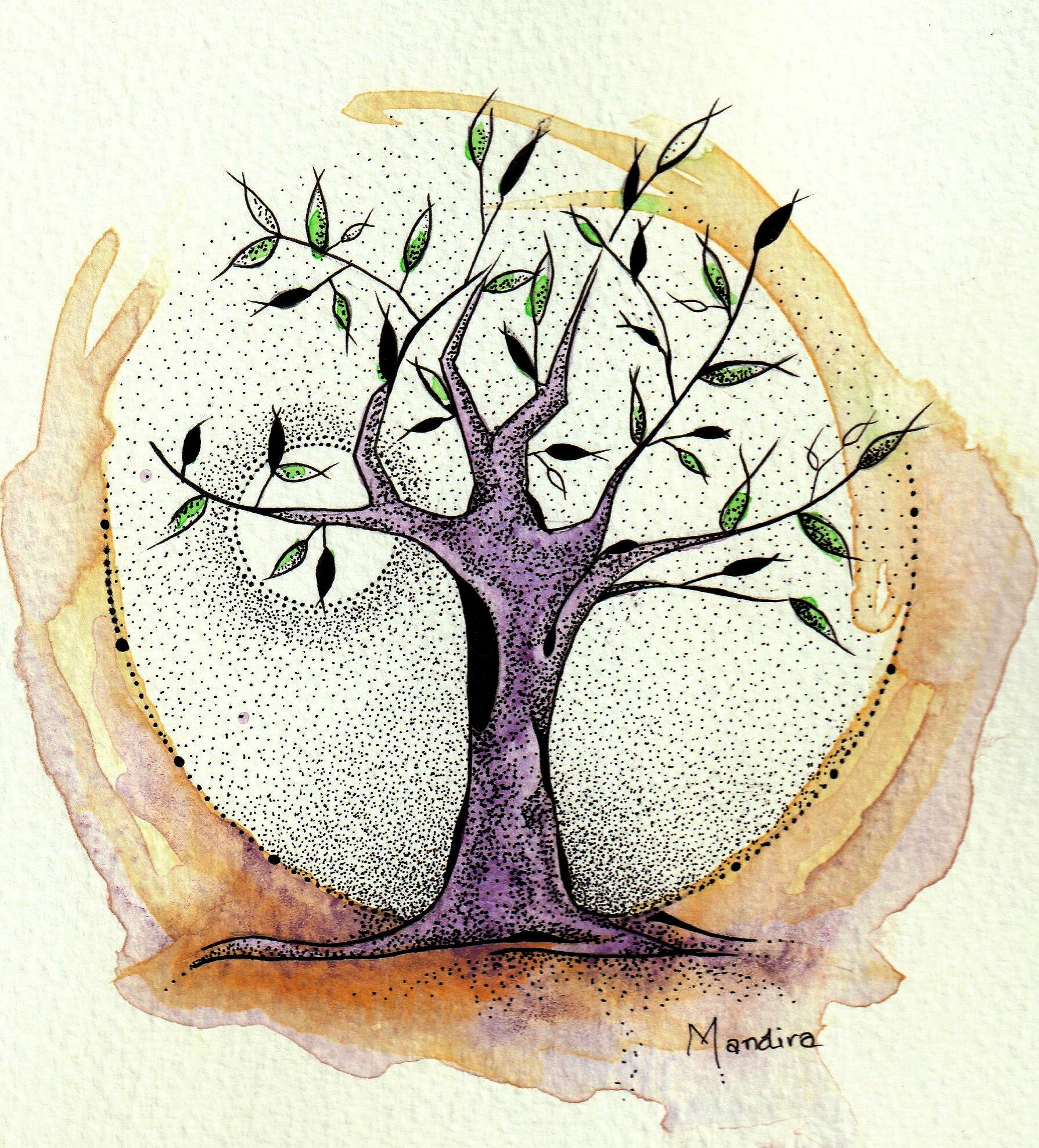 Tattoo Symbolsthe Tree Of Life