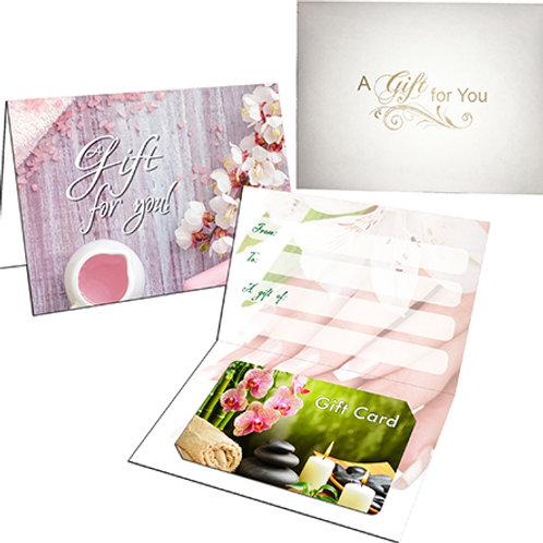 Gift Card Plastic