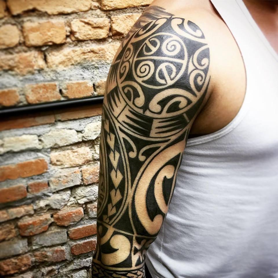 Fechamento Maori