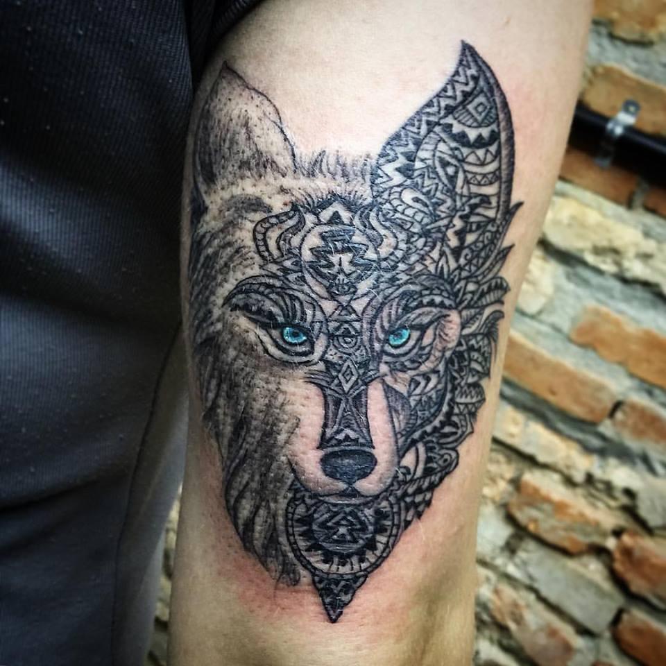 Lobo Mandala