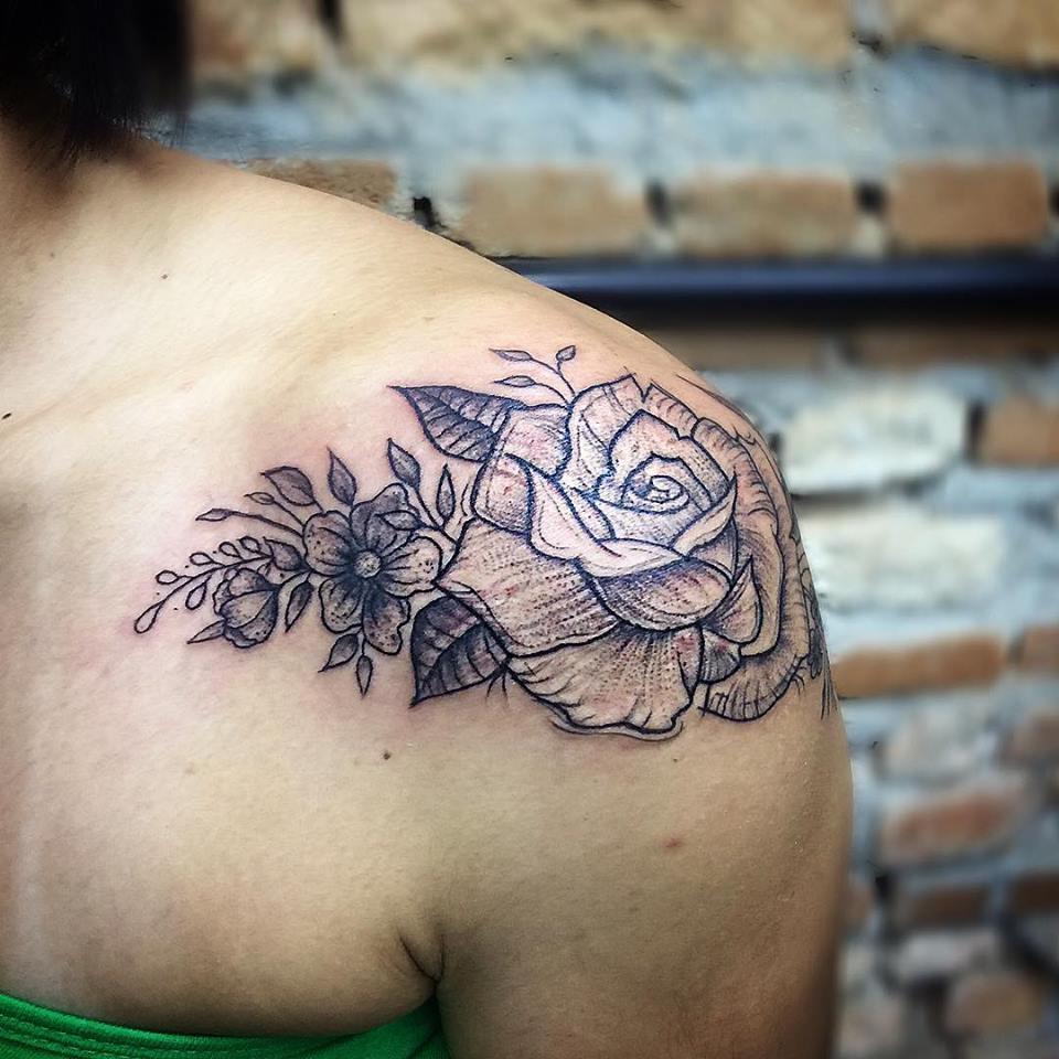 Rosa e Flores