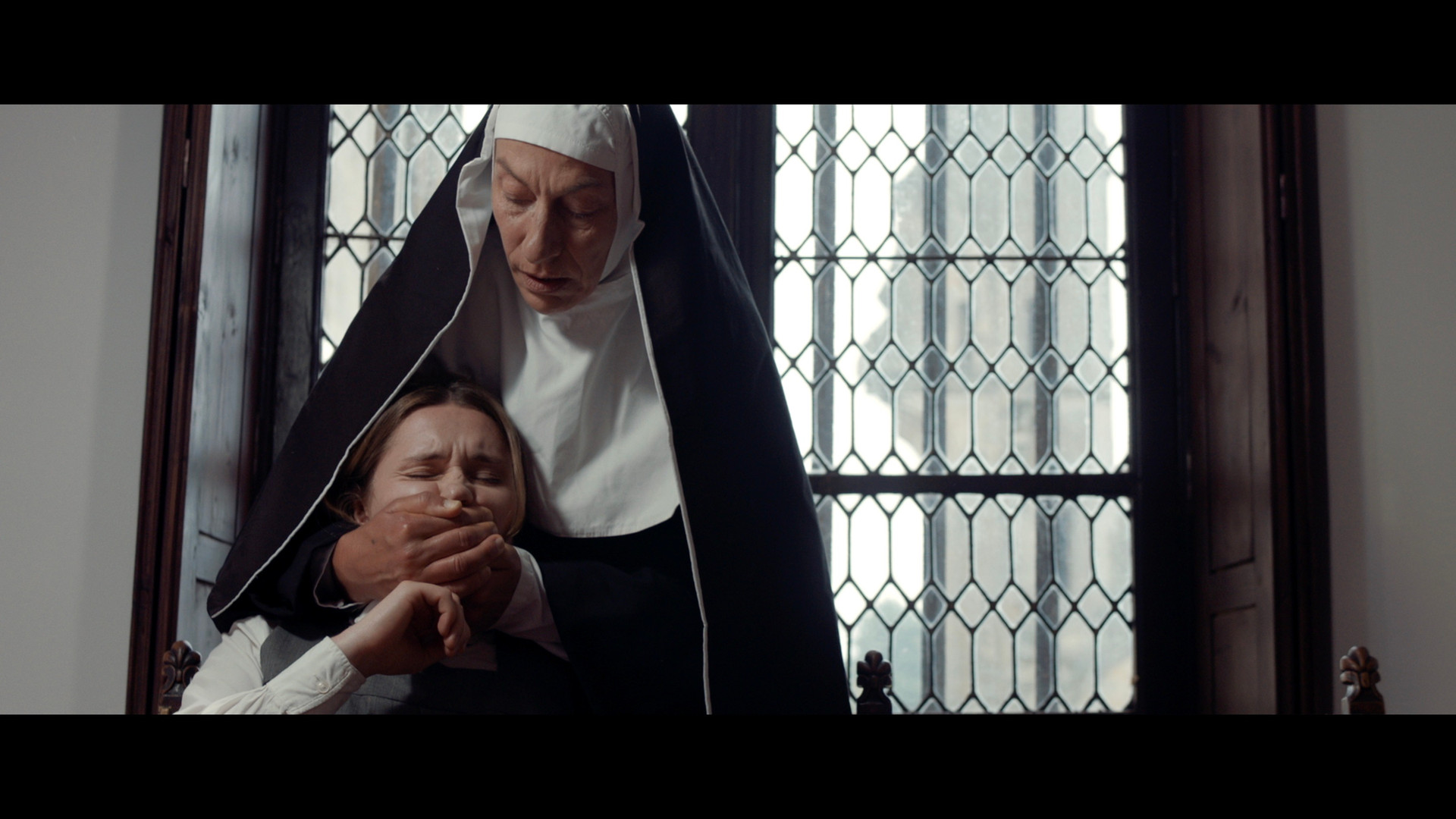 Production Still_Mother Superior and Ade