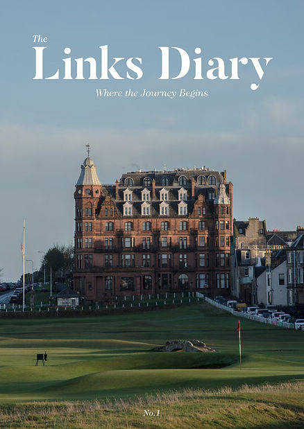 the links diary issue 1