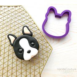 Galletas decoradas de perritos