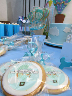"""Mesa Baby Shower """"Up and Away"""""""