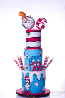 Pastel The Cat in the Hat