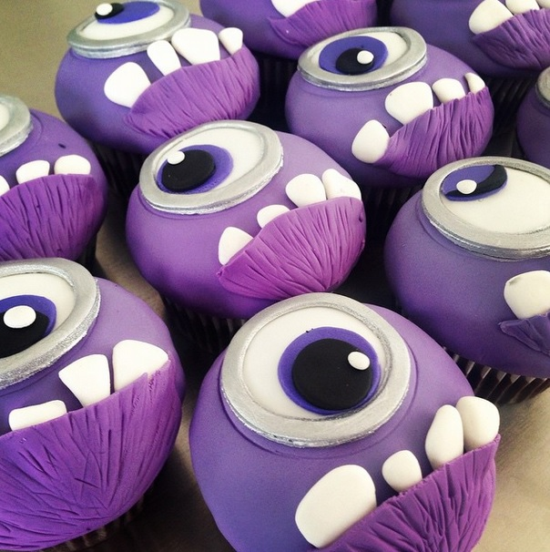 Cupcakes evil minion
