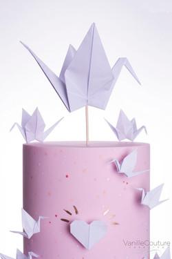 Bodas de origami
