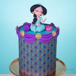 Pastel Jasmine Aladdin
