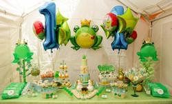 "Mesa primer año ""The Frog Prince"""