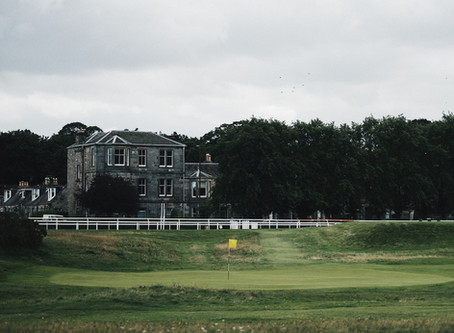 The Cradle of Golf - Musselburgh Links