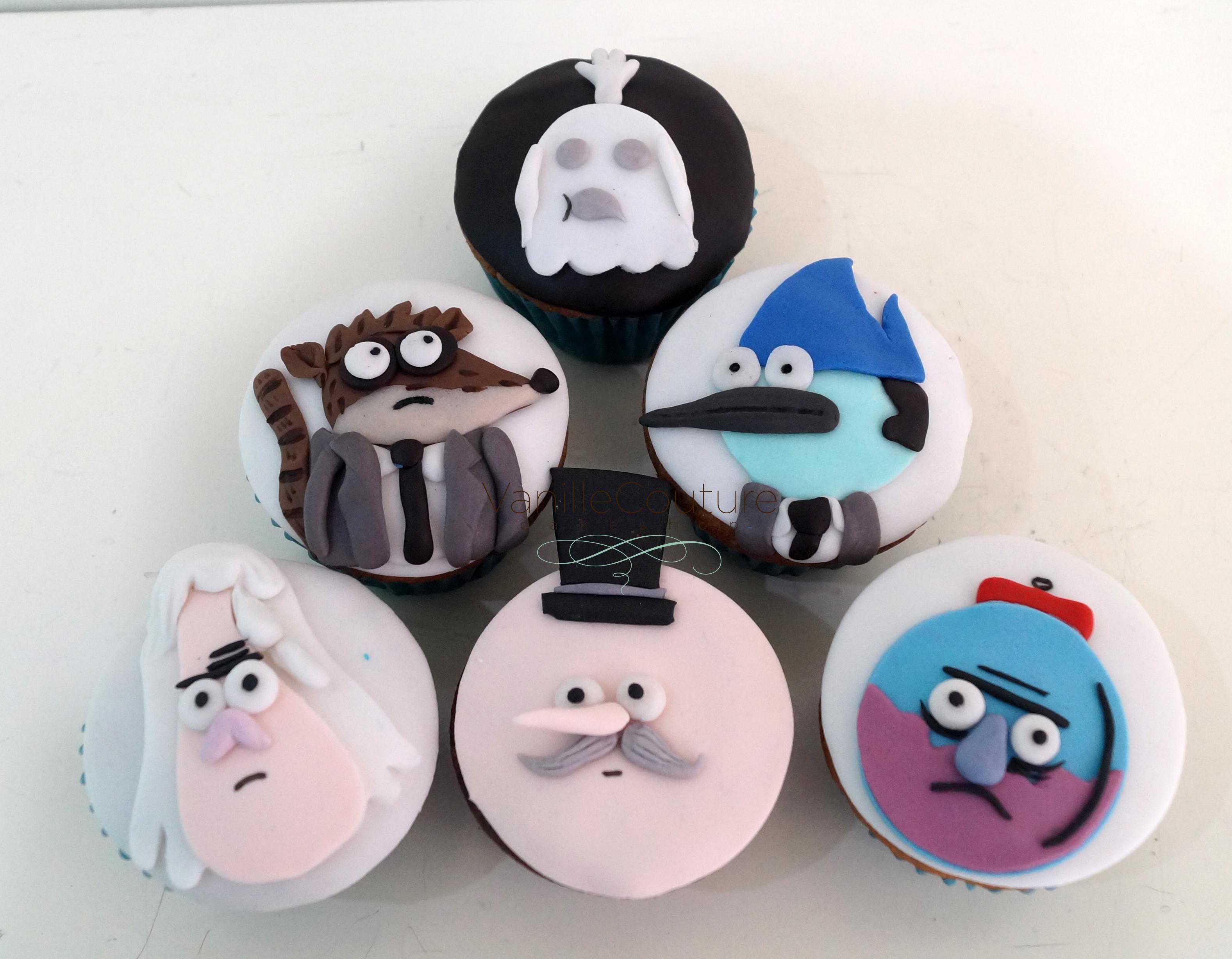 Cupcakes un show mas