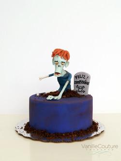 Pastel zombie dummie