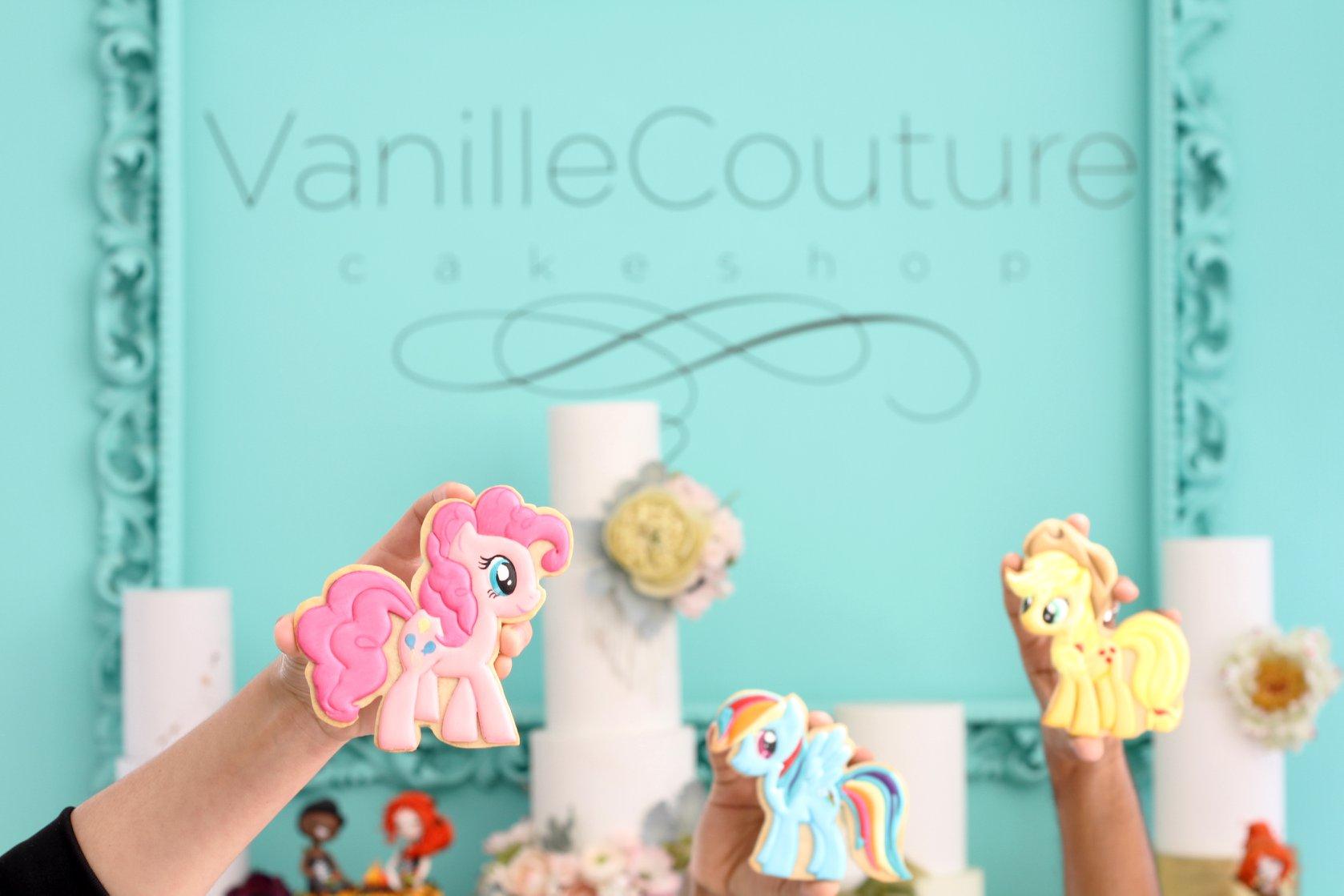 Galletas My Little Pony