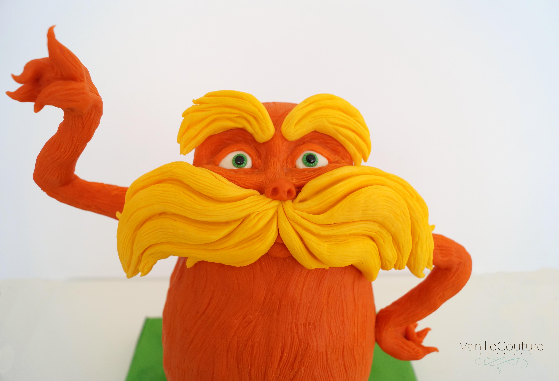 Pastel Lorax 3D