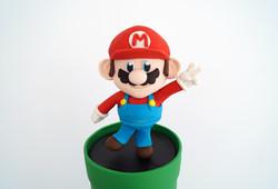 Pastel Mario Bros VanilleCouture