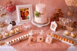 """Mesa de boda """"Scrabble"""""""