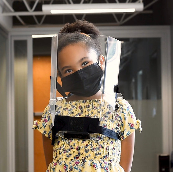 Total Comfort Face Shield™ - Student Ultralite Package