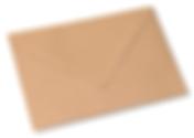 Kraft Wedding Envelopes