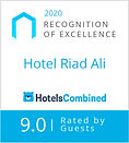 Hotel Riad Ali Certificat Exelencia Hote