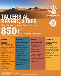 Tallers al desert 4 dies INSTA.jpg