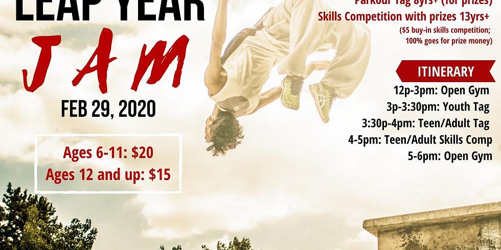 Leap Year Jam