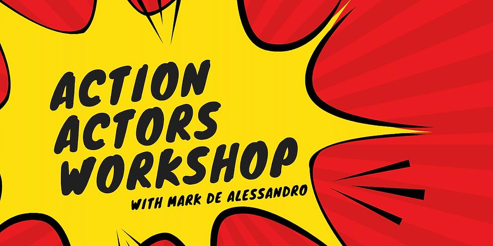 Action Actors Workshop