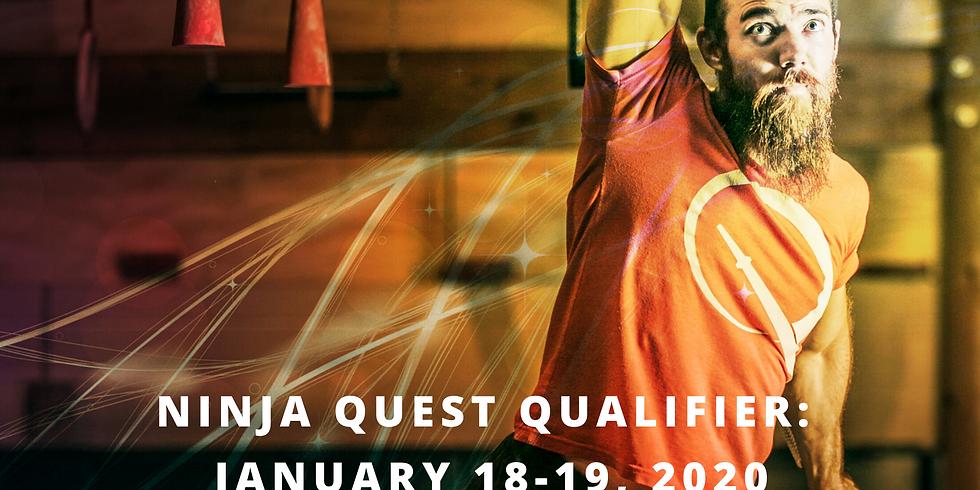 NNL January Area Qualifier (Adult)