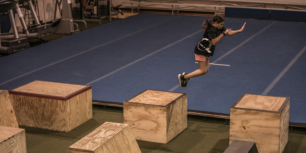 Parkour Team Tryouts