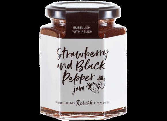 Strawberry & Black Pepper Jam